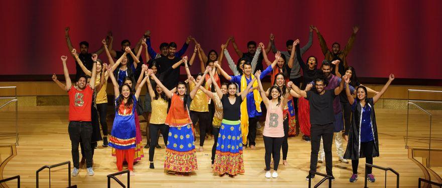 Creating Unity and Belonging through Food and Dance: 'EKTA' at HBS