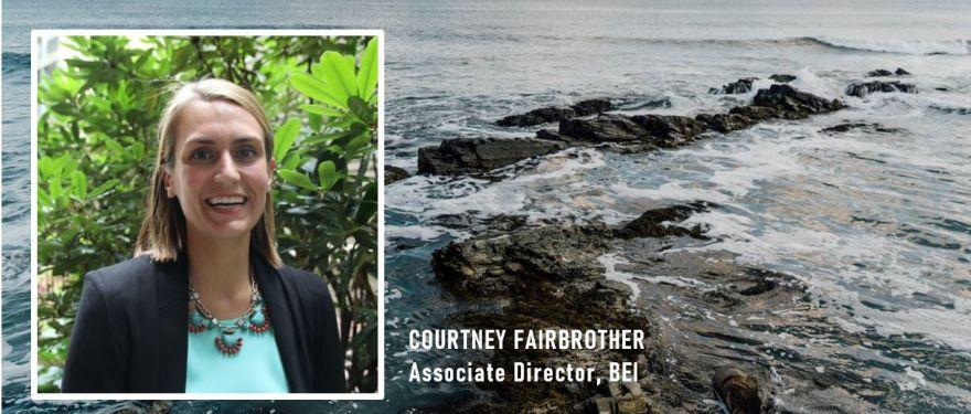 New Associate Director: Courtney Fairbrother