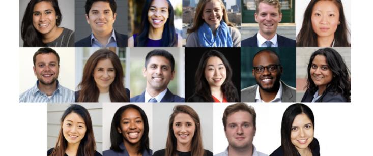 Meet the 2020-2021 Leadership Fellows