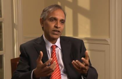 Krishna G. Palepu, faculty chair, Global CEO Program for China HBS Executive Education