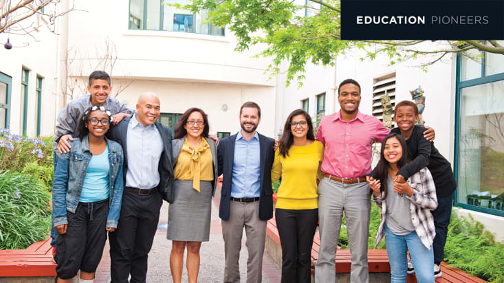Why We Recruit: Education Pioneers