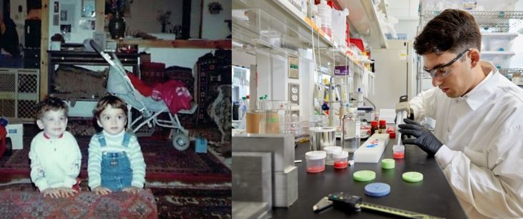 A Scientist-Entrepreneur's Journey: From Rolling Carpets to Personalizing Cancer Care