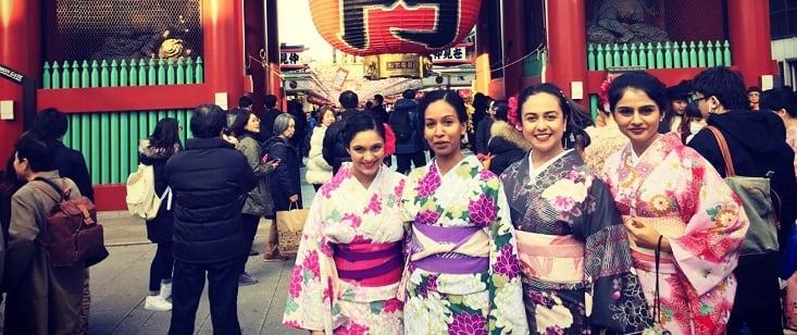 Day in IFC: Meghana Dhar (MBA 2017), Japan