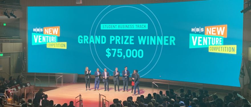 2019 New Venture Competition Student and Alumni Journeys