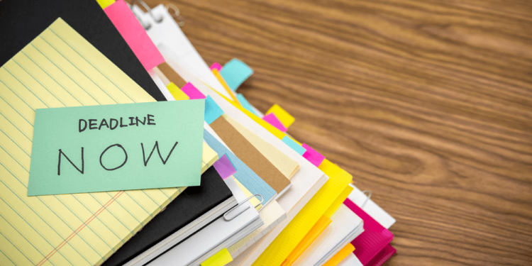 7 Time Management Tips from Past Students