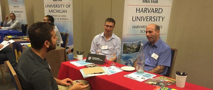 On the Road: HBS in Israel