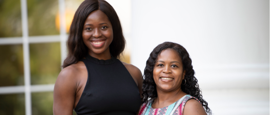 A Year as Co-Presidents: Q+A with AASU's Bukie Adebo (MBA 2021) and Alexis Jackson (MBA 2021)