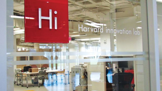 Harvard Innovation Labs