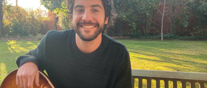 Exploring the Art of Business: Social Enterprise Summer Fellow Felipe Ceron (MBA 2022)