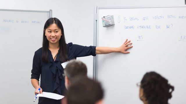 Create Buzzworthy Industry Education Events at HBS
