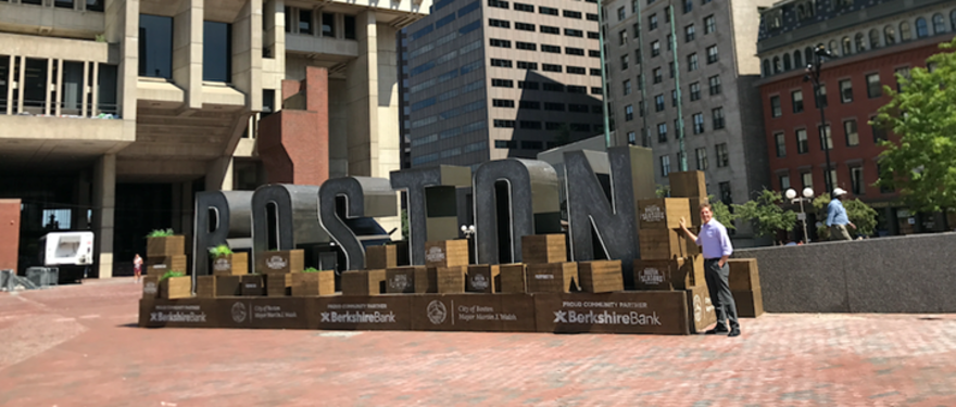 A Summer Internship with the City of Boston