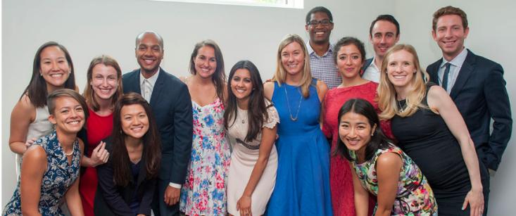 Meet the 2018-2019 Leadership Fellows