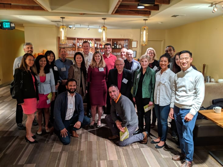 Bay Area Alumni Discuss the Role of Technology in Social Change, for Good or for Ill