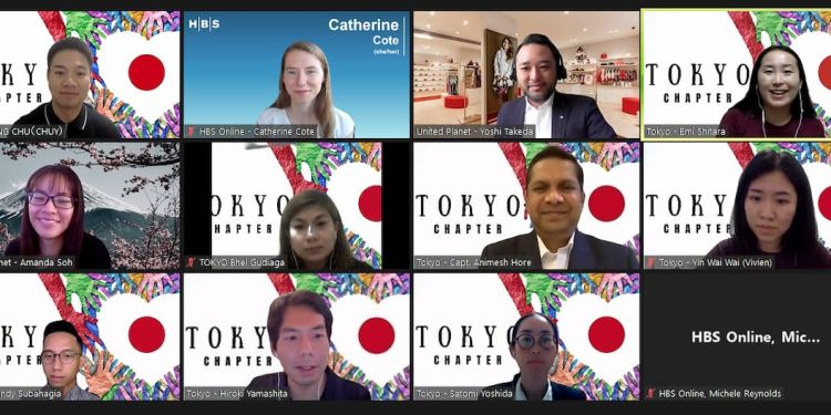 Building a Global Community: United Planet Selects Tokyo Chapter as Community Challenge Winner