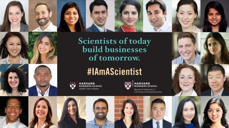 Why I Support #IAmAScientist