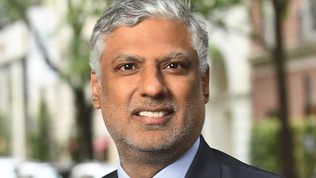 Hyder Ahmad (MBA 1995)