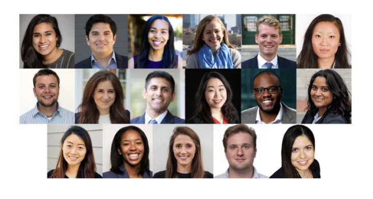 Meet the 2020-2021 Leadership Fellows