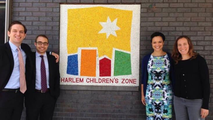 HBS Social Enterprise Initiative Visits NYC