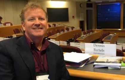 Dennis Bartels, Executive Director, Exploratorium, U.S., Thinking Unconventionally at SPNM, Strategic Perspectives in Nonprofit Management participant, HBS Executive Education