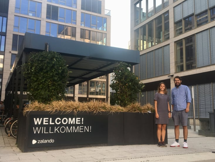 From the Classroom to the Workplace: How I Applied Learnings to my Internship