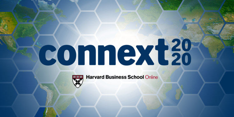 Connext 2020: Coming to Harvard Business School this May