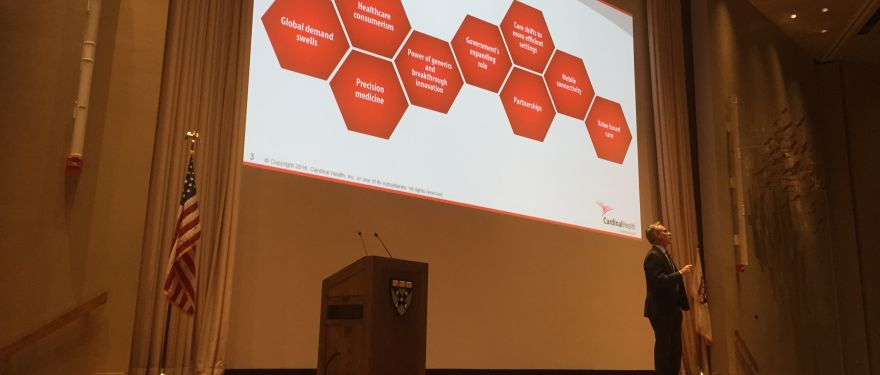 What is the HBS Health Care Initiative?