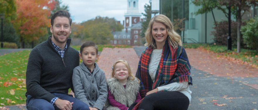 Being a Mom and a Founder at HBS