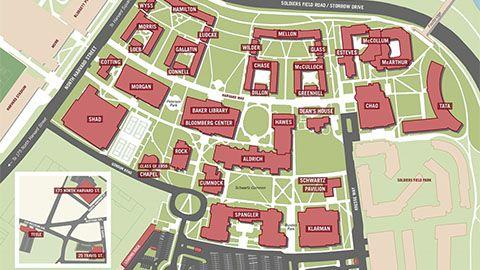 HBS Interactive map