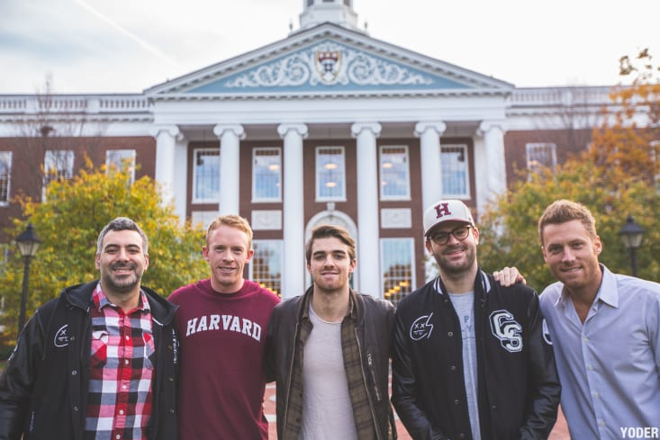 Meet The HBS Sound Society