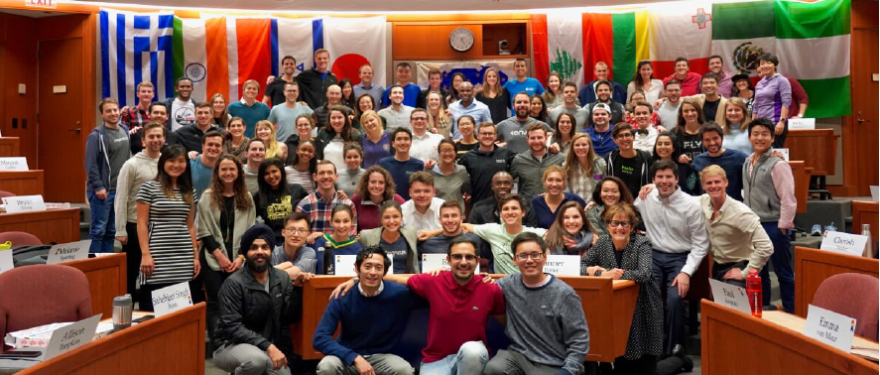 8 Reasons the Section Experience is the Best Part About HBS