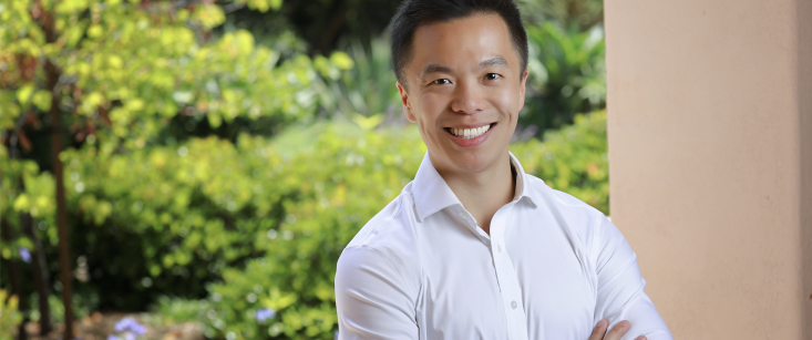 Leadership In Challenging Times: Clive Chang (MBA 2011)
