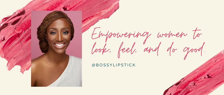 Aisha Fatima Dozie is Igniting Confidence as the Founder of Bossy Cosmetics