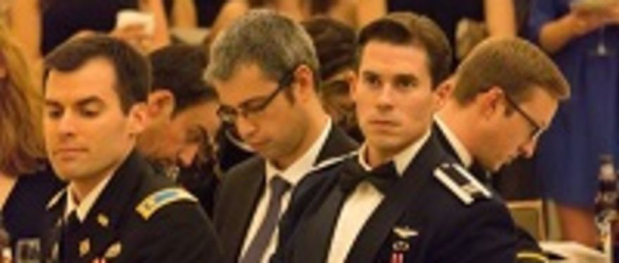 Meet the HBS Armed Forces Alumni Association