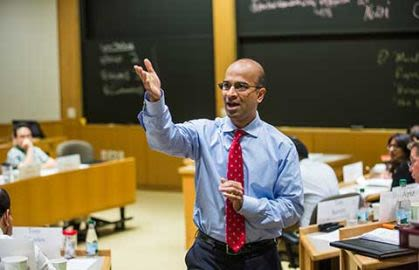 Guhan Subramanian, faculty chair, Mergers and Acquisitions Program HBS Executive Education