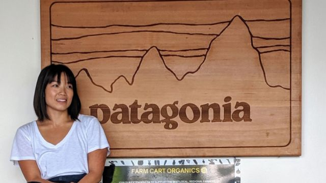 A Summer of Peaks and Swells: Interning at Patagonia