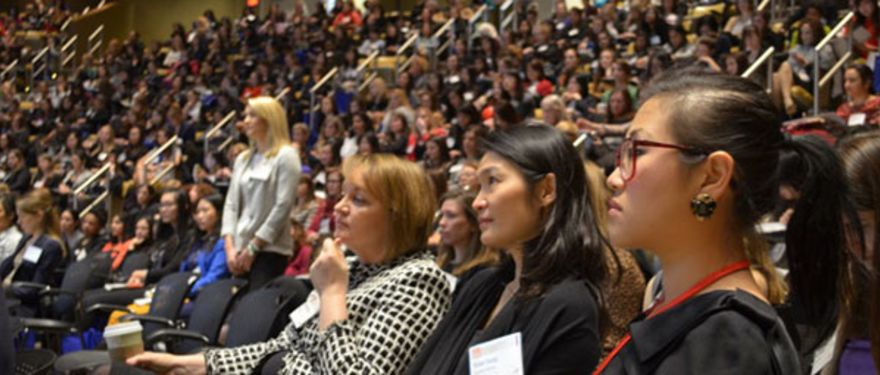 Let's Go! Highlights from the Dynamic Women in Business Conference