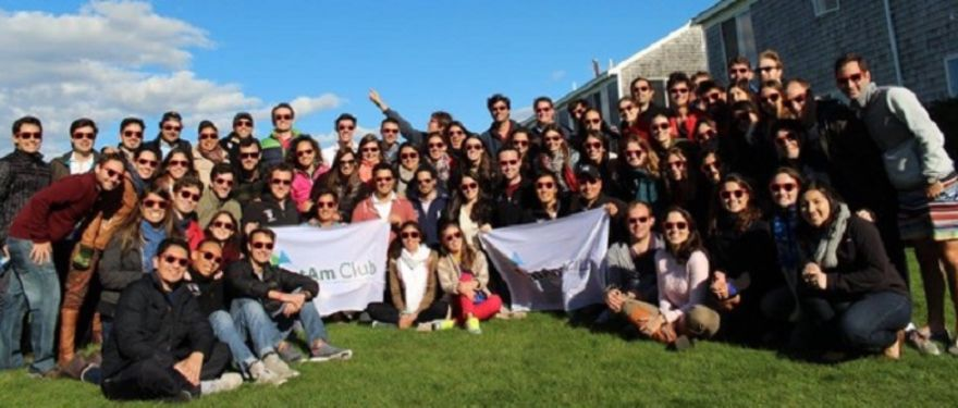 What is the HBS Latin America Club?