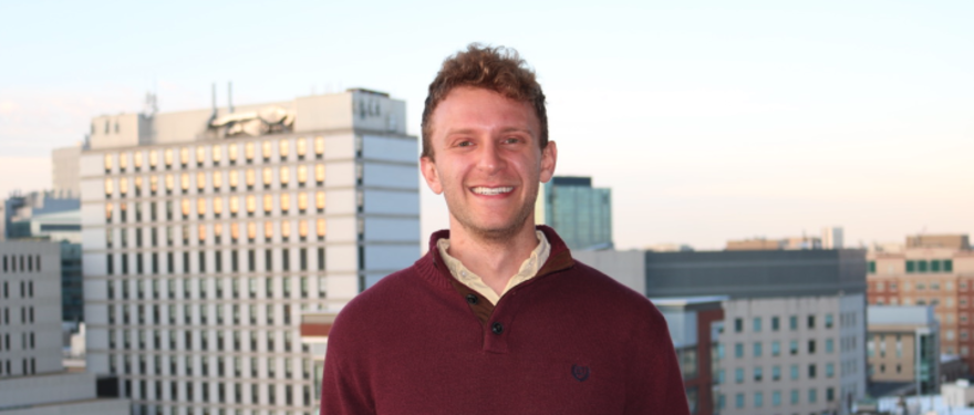 Exploring the Intersection of Business & Health Care: Summer Fellow Derek Soled (MD/MBA 2022)