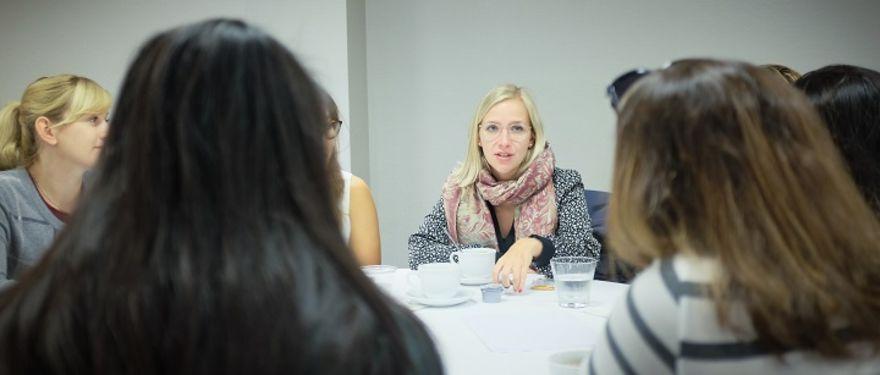 Meet the HBS Women's Association