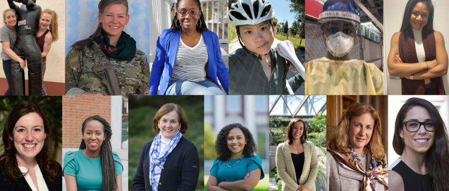 International Women's Day Featured Stories