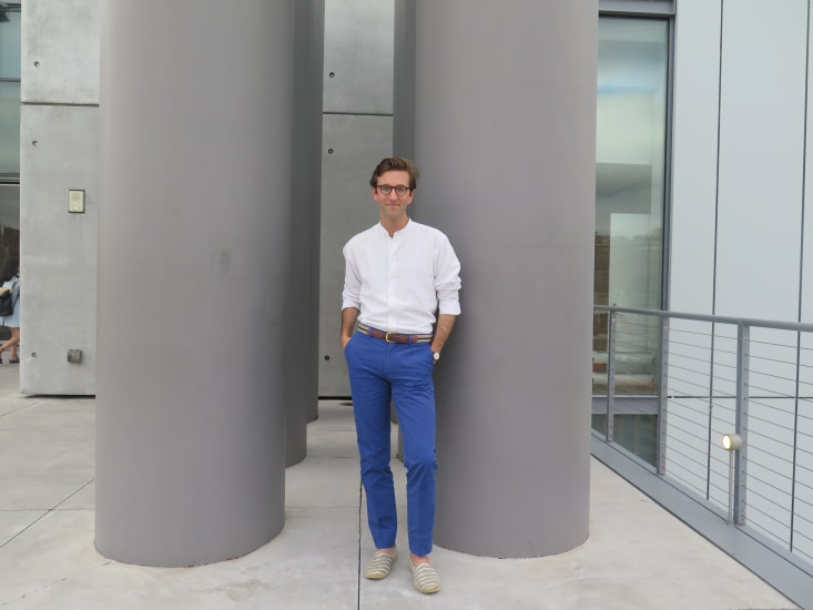 Meet HBS Leadership Fellows: Andrew Cone, Whitney Museum of American Art