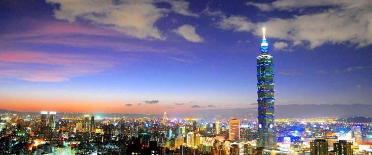 City Spotlight On: Taipei (Chris Wen, MBA 2017)