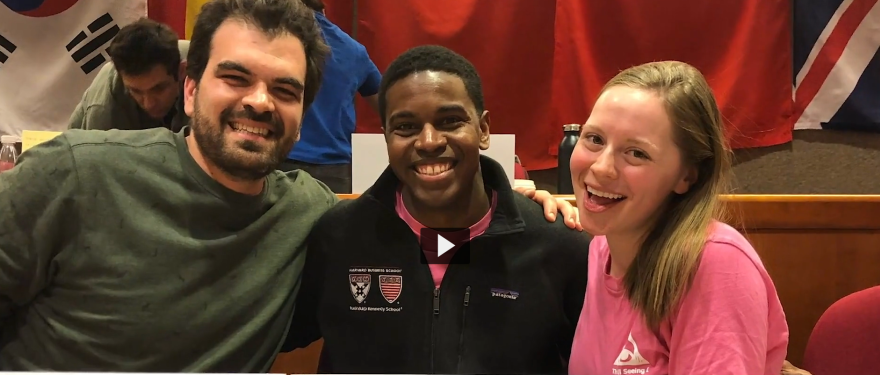 Video Blog: My Experience as a Veteran in the HBS/HKS Joint Degree