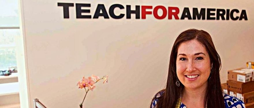 From Teach for America – to HBS – and Back Again