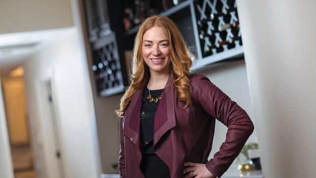 Jennifer Kelm Sergio (MBA 2010)