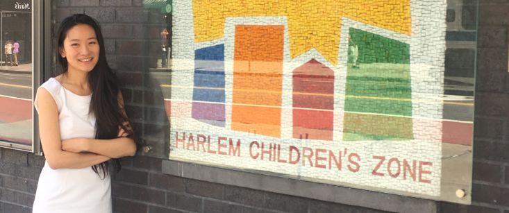 Meet HBS Leadership Fellows: Sherri Geng, Harlem Children's Zone