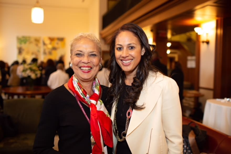 Celebrating the First HBS African-American Mother-Daughter Duo
