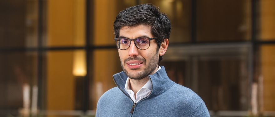 The Drive to Succeed: Silvio Memme (MBA 2020) and the Transition to Venture Capital