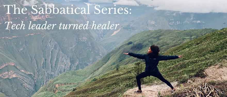 Zhalisa Clarke's Sabbatical Story: Tech leader turned healer