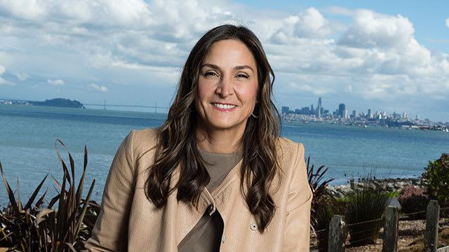 Rebecca Sumner Lien (MBA 1993)